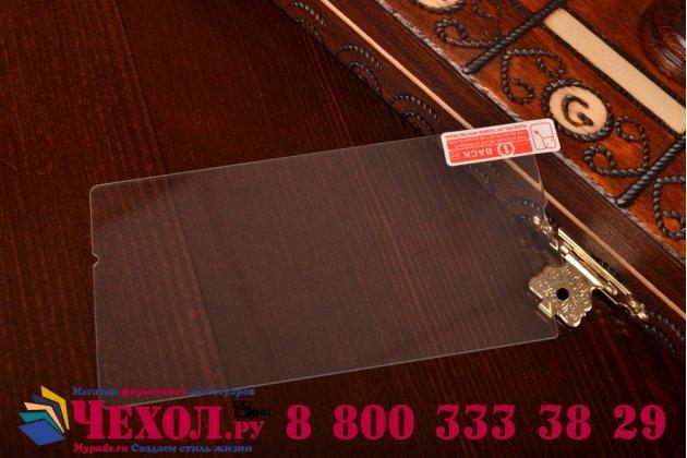 Фирменное защитное закалённое противоударное стекло премиум-класса из качественного японского материала с олеофобным покрытием для Sony Xperia L S36h (C2105)