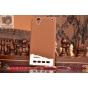 Фирменная необычная уникальная полимерная мягкая задняя панель-чехол-накладка для Sony Xperia T2 Ultra/ T2 Ult..