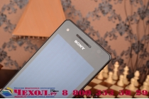 Фирменный оригинальный LCD-ЖК-сенсорный дисплей-экран-стекло с тачскрином на телефон Sony Xperia V (LT25i) + гарантия
