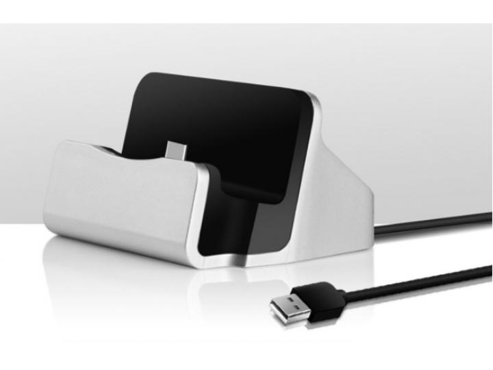 Фирменное оригинальное USB-зарядное устройство/док-станция для телефона Sony Xperia Z1 (C6903)..
