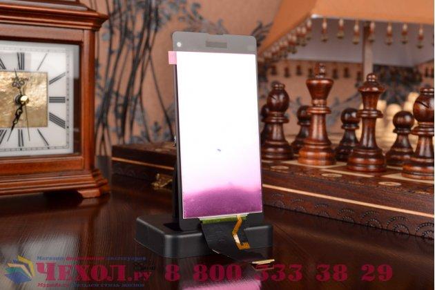Фирменный LCD-ЖК-сенсорный дисплей-экран-стекло с тачскрином на телефон Sony Xperia Z1 Compact D5503 + гарантия