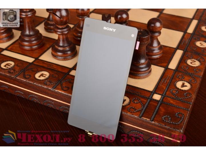 Фирменный LCD-ЖК-сенсорный дисплей-экран-стекло с тачскрином на телефон Sony Xperia Z1 Compact D5503 + гаранти..