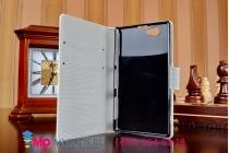 """Фирменный уникальный необычный чехол-книжка для Sony Xperia Z1 Compact D5503 """"тематика Сова"""""""