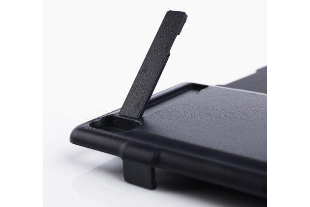 Чехол-бампер  со встроенной усиленной мощной батарей-аккумулятором большой повышенной расширенной ёмкости 3500mAh для Sony Xperia Z2 (D6503) черный + гарантия