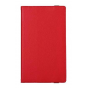 Чехол для планшета Sony Xperia Z3 Tablet Compact поворотный роторный оборотный красный кожаный..