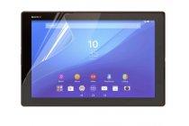 """Фирменная оригинальная защитная пленка для планшета Sony Xperia Z4 Tablet SGP712/SGP771 10.1"""" глянцевая"""