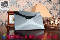 Фирменная ультра-тонкая полимерная из мягкого качественного силикона задняя панель-чехол-накладка для Sony Xperia Z4 Tablet черная