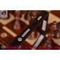Фирменный оригинальный ультра-тонкий чехол-бампер для Sony Xperia Z4 Compact черный металлический..