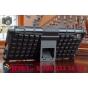 Противоударный усиленный ударопрочный фирменный чехол-бампер-пенал для Sony Xperia Z4/Z3+ черный..