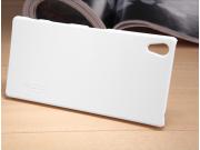 Фирменная задняя панель-крышка-накладка из тончайшего и прочного пластика для Sony Xperia Z5 Premium / Z5 Prem..