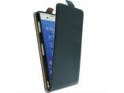 Фирменный оригинальный вертикальный откидной чехол-флип для  Sony Xperia Z5 Premium / Z5 Premium Dual E6853 / ..
