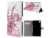 Фирменный уникальный необычный чехол-книжка для Sony Xperia Z5 Premium / Z5 Premium Dual E6853 / E6883/ Z5+ 5...