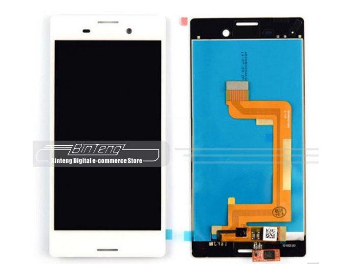 Фирменный LCD-ЖК-сенсорный дисплей-экран-стекло с тачскрином на телефон Sony Xperia M4 Aqua/Aqua Dual E2303/E2..