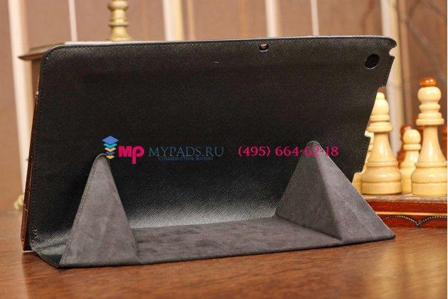 Чехол-обложка для Sony Xperia Tablet Z SLIM черный полиуретановый