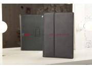 Чехол-обложка для Sony Xperia Tablet Z черный натуральная кожа 'Prestige