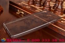 Фирменная ультра-тонкая полимерная из мягкого качественного силикона задняя панель-чехол-накладка для Sony Xperia Z5 / Z5 Dual Sim E6603/E6633 5.2 черная