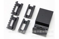 Фирменное оригинальная Micro-USB зарядная база/док-станция DK55 для телефона Sony Xperia Z5 / Z5 Dual Sim E6603/E6633 / Sony Xperia Z5 compact E5803 E5823 / Sony Xperia Z5 Premium / Z5 Premium Dual E6853 / E6883/ Z5+