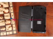 Чехол-книжка со встроенной усиленной мощной батарей-аккумулятором большой повышенной расширенной ёмкости 5000m..