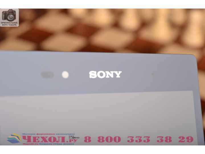 Фирменный LCD-ЖК-сенсорный дисплей-экран-стекло с тачскрином на телефон Sony Xperia Z Ultra C6802/C6833 черный..