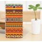 Фирменная роскошная задняя панель-чехол-накладка с безумно красивым расписным эклектичным узором на Sony Xperi..