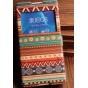 Фирменный чехол-книжка с безумно красивым расписным эклектичным узором на Sony Xperia C3/C3 Dual Sim D2533 /D2..