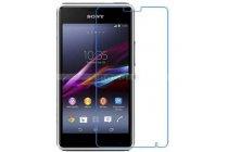 Фирменная оригинальная защитная пленка для телефона Sony Xperia E1/ E1 Dual D2005/ D2105 глянцевая