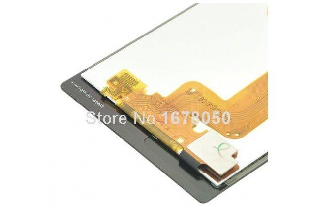 Фирменный LCD-ЖК-сенсорный дисплей-экран-стекло с тачскрином на телефон Sony Xperia T3 D5102/D5103 белый + гарантия