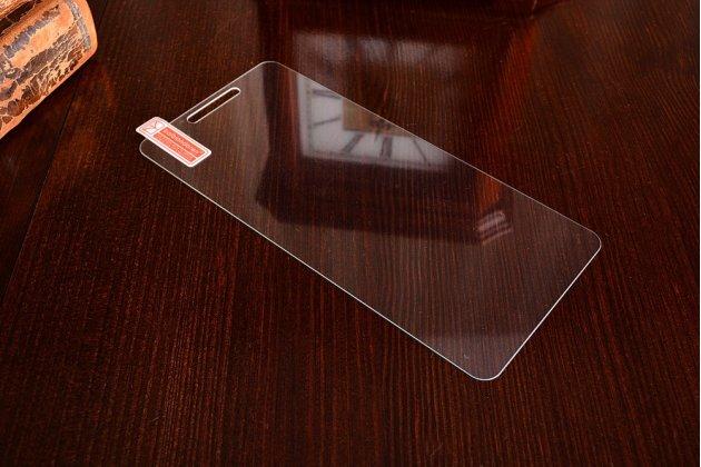 Фирменное защитное закалённое противоударное стекло премиум-класса из качественного японского материала с олеофобным покрытием для Huawei Honor 8 Lite / Huawei P8 Lite 2017 Edition
