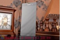 Фирменный LCD-ЖК-сенсорный дисплей-экран-стекло с тачскрином на телефон Sony Xperia Z3 D6603/ Z3 Dual D6633 черный + гарантия