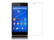 Фирменная оригинальная защитная пленка для телефона Sony Xperia Z3 D6603/ Z3 Dual D6633 глянцевая..