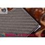 Элитная задняя панель-крышка из тончайшего и прочного пластика для Sony Xperia Z3 D6603/ Z3 Dual D6633 с матов..
