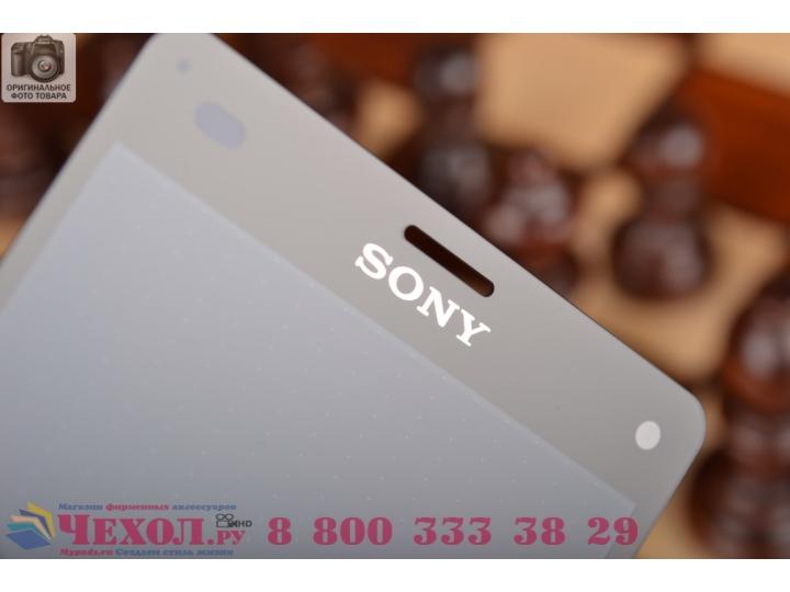 Фирменный LCD-ЖК-сенсорный дисплей-экран-стекло с тачскрином на телефон Sony Xperia Z3 Compact D5803 черный + ..