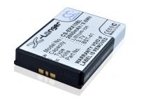 Усиленная батарея-аккумулятор большой повышенной ёмкости 2600mAh для телефона Sony Ericsson Xperia X10 / X10i + задняя крышка в комплекте черная + гарантия