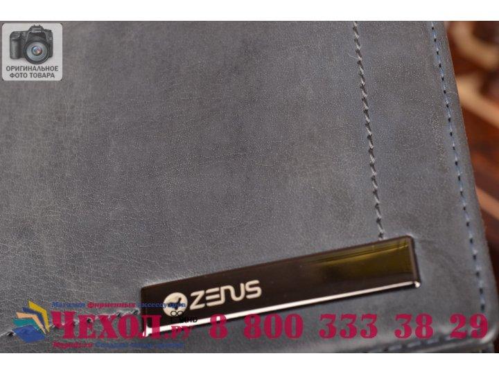 Фирменный уникальный чехол с мульти-подставкой бизнес класса ручной работы для Sony Xperia Tablet Z 1 (SGP311/..