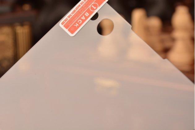 Фирменное защитное закалённое противоударное стекло премиум-класса из качественного японского материала с олеофобным покрытием для Sony Xperia C3/C3 Dual Sim D2533 /D2502 /S55T/ S55U