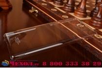 """Фирменная задняя панель-крышка-накладка из тончайшего и прочного пластика для Sony Xperia C5 Ultra / C5 Ultra Dual E5533 E5563/ T4 Ultra 6.0"""" прозрачная"""