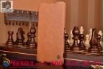 """Фирменный премиальный элитный чехол-книжка из качественной импортной кожи с мульти-подставкой и визитницей для Sony Xperia C5 Ultra / C5 Ultra Dual E5533 E5563/ T4 Ultra 6.0"""" """"Ретро"""" коричневый"""