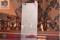 """Фирменное защитное закалённое противоударное стекло премиум-класса из качественного японского материала с олеофобным покрытием для Sony Xperia C5 Ultra / C5 Ultra Dual E5533 E5563/ T4 Ultra 6.0"""""""