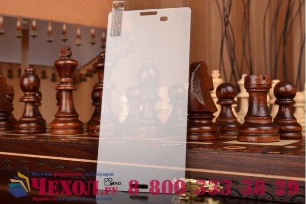 Фирменное защитное закалённое противоударное стекло премиум-класса из качественного японского материала с олеофобным покрытием для Sony Xperia M4 Aqua E2303/E2306/E2312/E2333