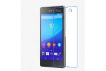 Фирменная оригинальная защитная пленка для телефона Sony Xperia M5 E5603/ M5 Dual E5633 глянцевая