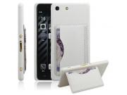 Фирменная роскошная элитная премиальная задняя панель-крышка для Sony Xperia M5 E5603/ M5 Dual E5633  из качес..