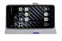 """Фирменный уникальный необычный чехол-книжка для Sony Xperia M5 E5603/ M5 Dual E5633   """"тематика Эклектические Узоры"""""""