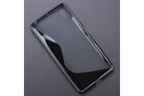 """Фирменная ультра-тонкая полимерная из мягкого качественного силикона задняя панель-чехол-накладка для Sony Xperia X Performance/ X Performance Dual 5.0"""" (F8131/ F8132) черная"""