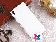 Фирменная задняя панель-крышка-накладка из тончайшего и прочного пластика для Sony Xperia XA / XA Dual 5.0