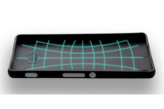 """Фирменная роскошная задняя панель-чехол-накладка из мягкого силикона с объемным  3D изображением на Sony Xperia XA / XA Dual 5.0"""" (F3113/ F3112 / F3115 /E6533) с безумно красивым рисунком  """"Тематика Эклектические узоры"""""""