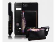 Фирменная роскошная элитная премиальная задняя панель-крышка для Sony Xperia Z5 compact E5803/ E5823 4.6