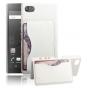 Фирменная роскошная элитная премиальная задняя панель-крышка для Sony Xperia Z5 compact E5803/ E5823/ Z5 Compa..