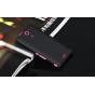 Фирменная задняя панель-крышка-накладка из тончайшего и прочного пластика для Sony Xperia ZR /ZR LTE C5502/C55..