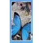 Фирменная силиконовая задняя панель-чехол-накладка с безумно красивым расписным рисунком Бабочки для Sony Xper..