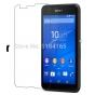 Фирменная оригинальная защитная пленка для телефона Sony Xperia E4G/ E4G Dual E2003/E2033 глянцевая..